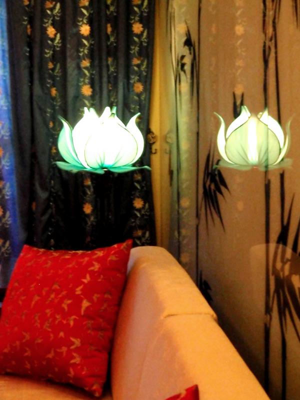 蝶恋 中式一居室装修效果图