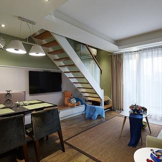 白塔人家―90平现代简约三室二厅