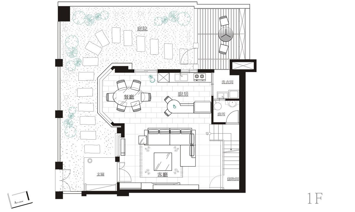 农村房屋户型设计图-5图片