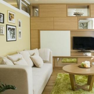 37平米温馨单身公寓