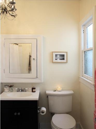 复古美式西部田园一居室装修效果图