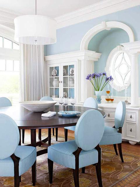 蓝调地中海,清新舒适好家居装修效果图