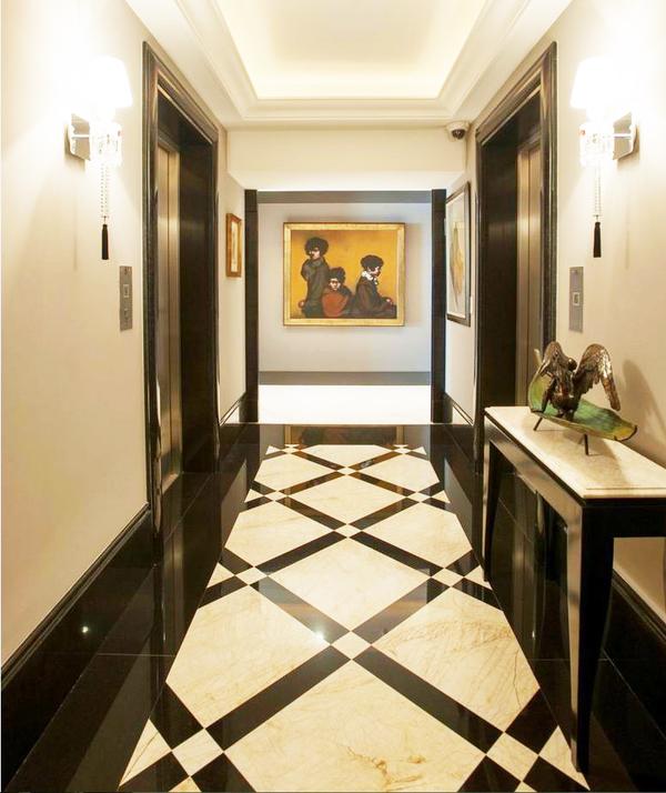 墨西哥现代豪华公寓装修效果图
