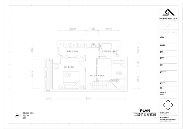 小面积LOFT 日式风的写意生活装修效果图
