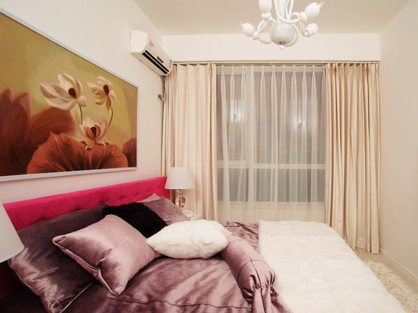 整洁混搭三居室装修效果图