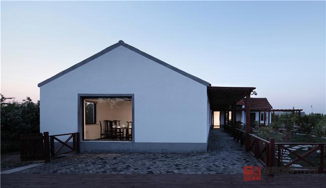 170㎡梨园 新中式风房屋装修效果图高清图片