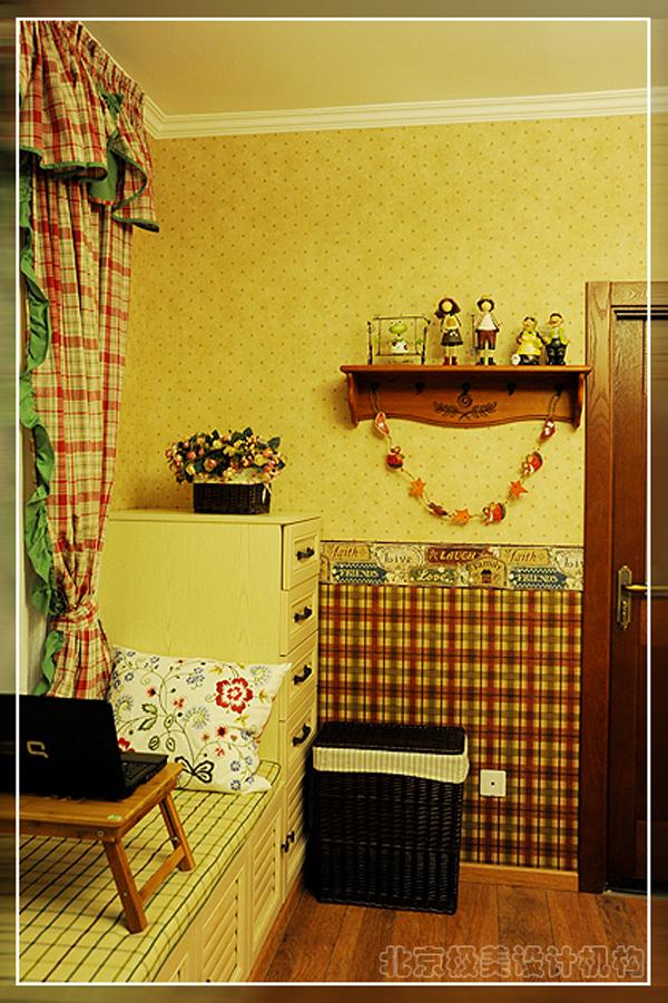 BEST NICE整体家居--极美设计美式风格作品之《写给空间的情书》