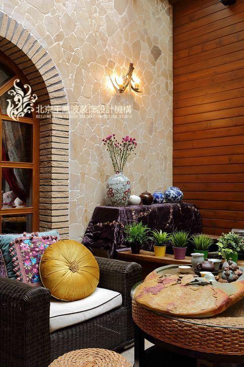 欧式客厅装饰小品
