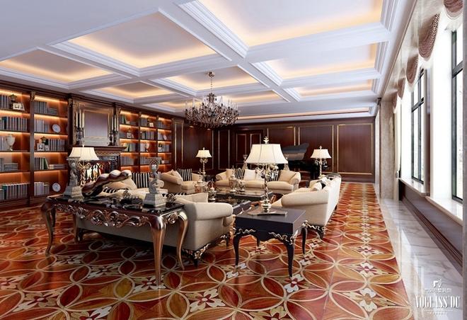 这是一套中式私人会所的专业别墅装修项目。兼具办公、接待、餐饮、娱乐休闲、住宿、书画等功能。为满足会所的美观度和功能性,设计师为业主建议了中式风格,利用富含历史意义的中式元素、现代制作工艺和时尚的材质创造出舒适、雍容、时尚的会所环境。 现代的中国在不断的发展,越来越多的人接纳了西式的别墅装修风格,但是随着中西文化更深层次的融会贯通,使人们逐渐趋向中西汇通的全新生活方式,针对这一发展趋势,设计师在这套别墅设计时提出了全新的理念:为精神享受而设计,为身体健康而设计。