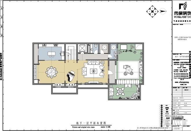 建两间两层楼房设计图展示