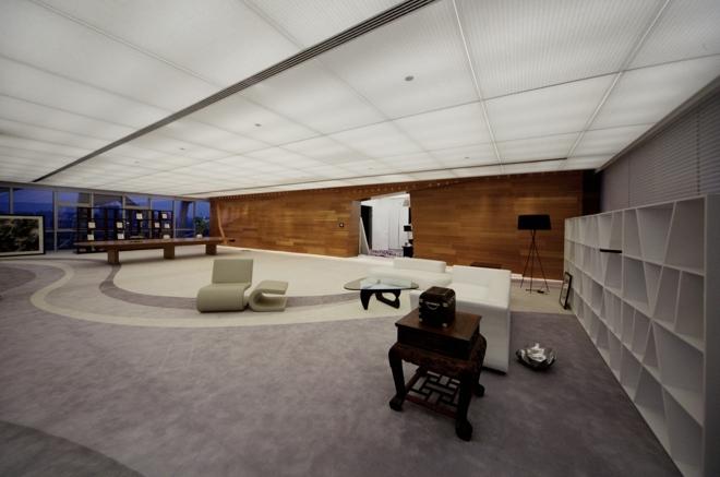 阿里巴巴总部ceo办公室图片
