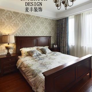 白金海岸――120 平简约美式三室二厅