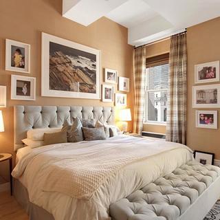 100-120平米风格卧室装修效果图大全2015图片-搜狐