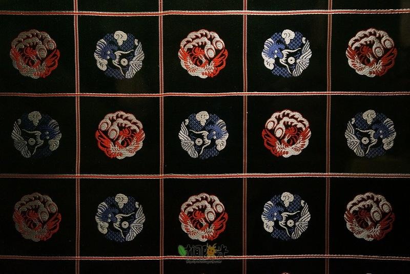 千丝万缕锦绣乾坤---成都蜀锦织绣博物馆(二)图片