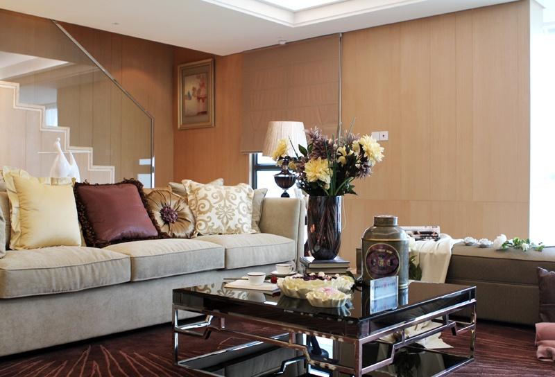 精致复式户型 唐人海湾公馆五星级海湾豪宅