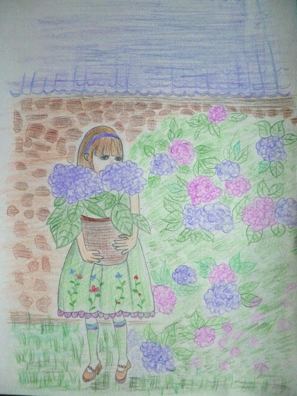 彩铅手绘习作(3)