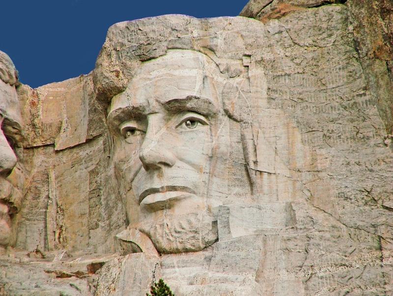 美国著名的总统山 - sihaiyunyou - sihaiyunyou的博客