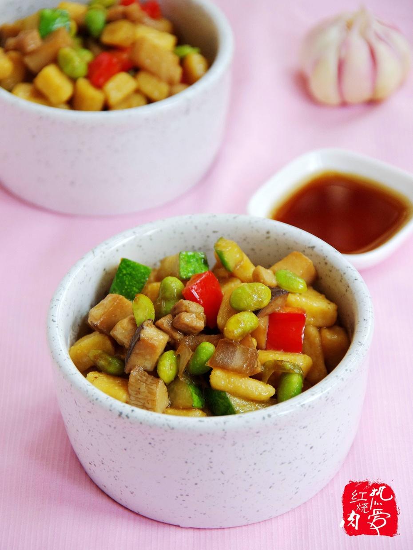玉米面炒疙瘩 - 热爱红烧肉 - 热爱红烧肉