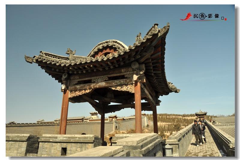 原摄黄土高坡上的城堡-王家大院 - 沉鱼 - 沉鱼雅居