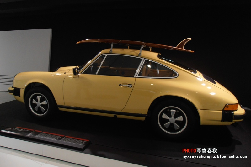 让梦想驰骋的保时捷汽车博物馆 - 余昌国 - 我的博客