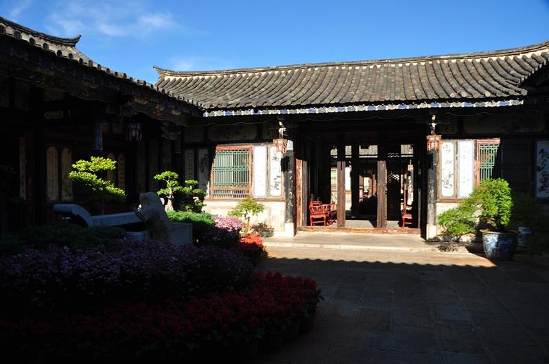 滇南大观园:建水朱家花园 - 余昌国 - 我的博客