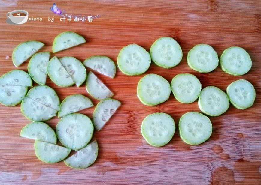 【不开火】---鸡蛋玉子豆腐 - 叶子 - 叶子的小厨