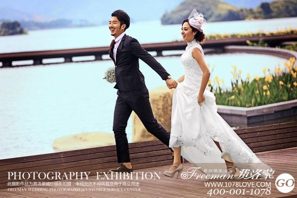 千岛湖婚纱摄影告诉您秋季拍婚纱注意事项