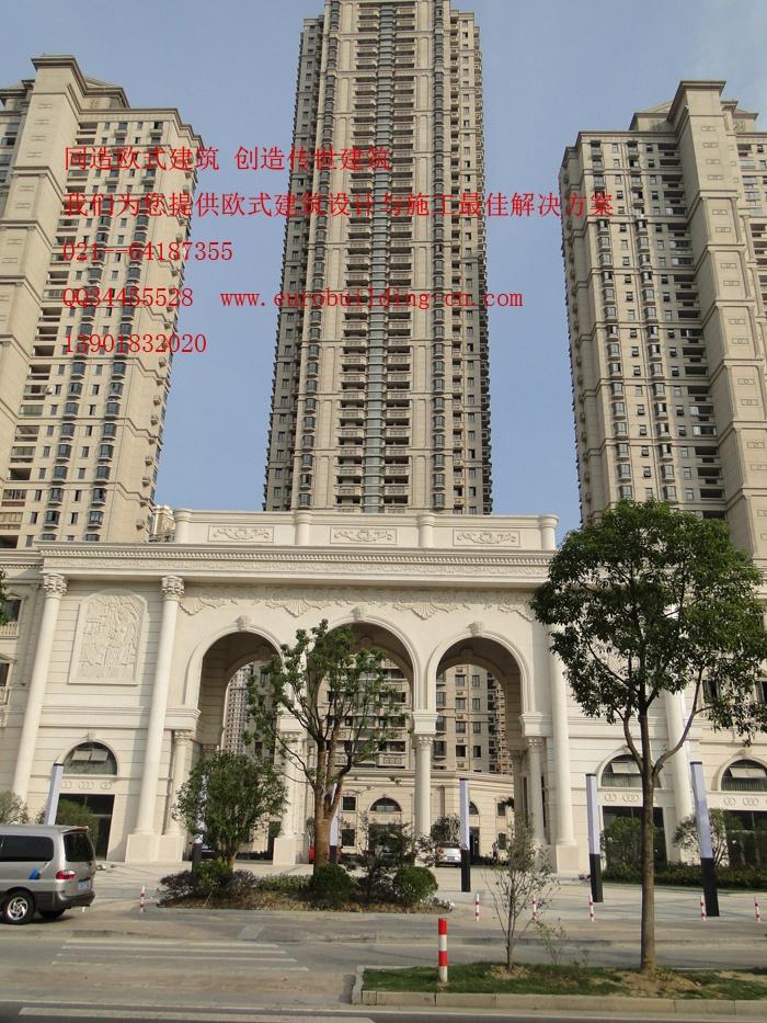 升龙天汇广场汲取欧式建筑营造之精华