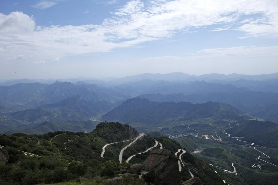 百花山——京郊一片純美的自然風景區