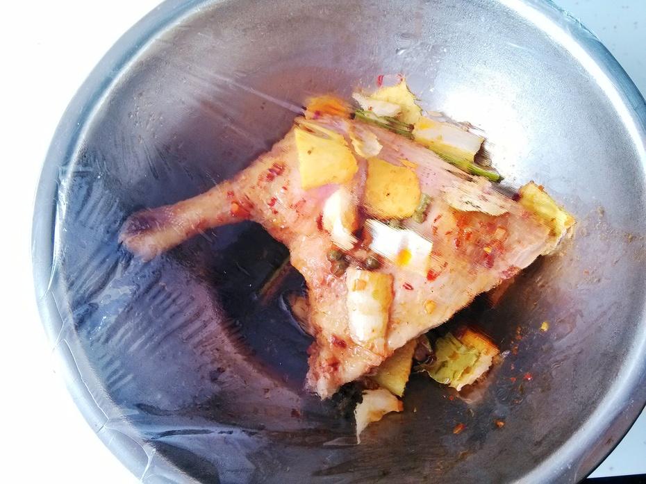 【不开火】----家庭版美味烤鸭 - 叶子 - 叶子的小厨