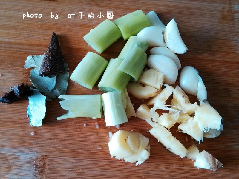 秘制东坡肘子 - 叶子 - 叶子的小厨