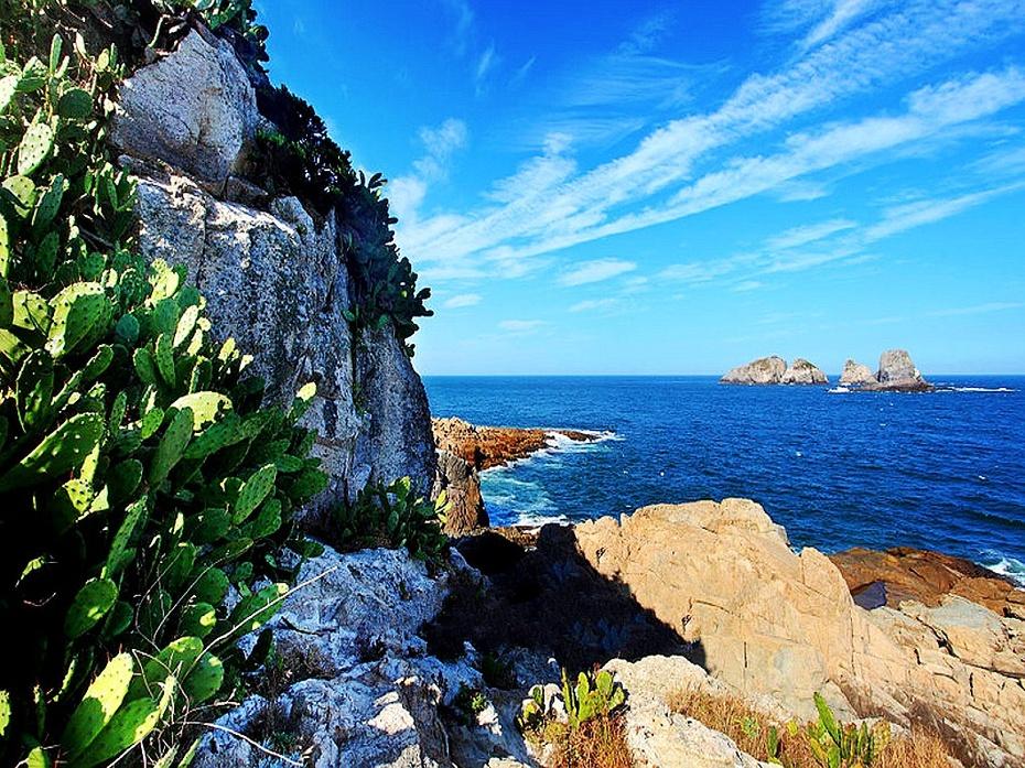 碧海蓝天福建平潭岛:【世上最独特的礁石之岛】