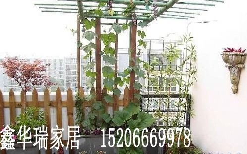 13平小花园设计实景图