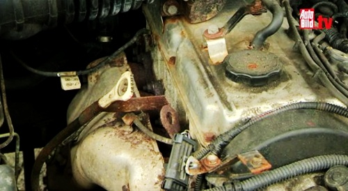 德国人怒炸开了五年的山寨宝马X5(双环SUV) - 追真求恒 - 我的博客