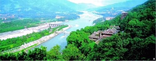 都江堰望着三峡大坝,郁闷后代尽是滥竽基因传 - 追真求恒 - 我的博客