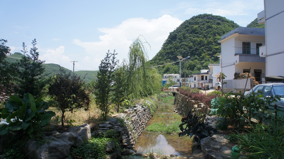 广西园艺第一村:桂林平乐渡河村 - 余昌国 - 我的博客