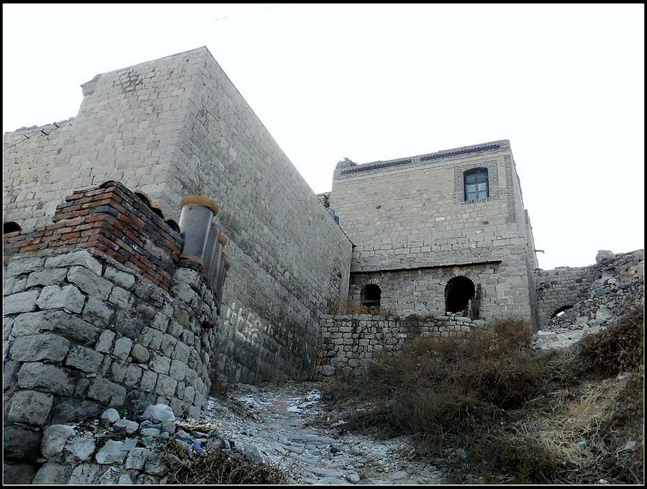 山西古村游之38——二进上盘石,再游古山村 (1)