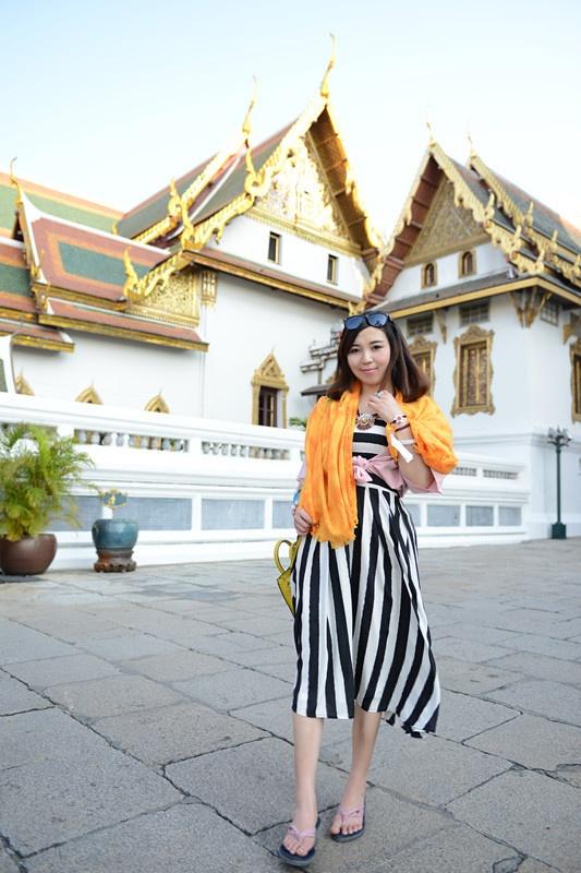 【小一】泰国(一)The Grand Palace 大皇宫 - 小一 - 袁一诺vivian