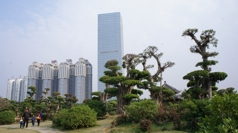 广西南宁:名树博览园 - 余昌国 - 我的博客