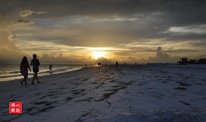 冬季到海滩看美女 - 心路独舞 - 心路独舞