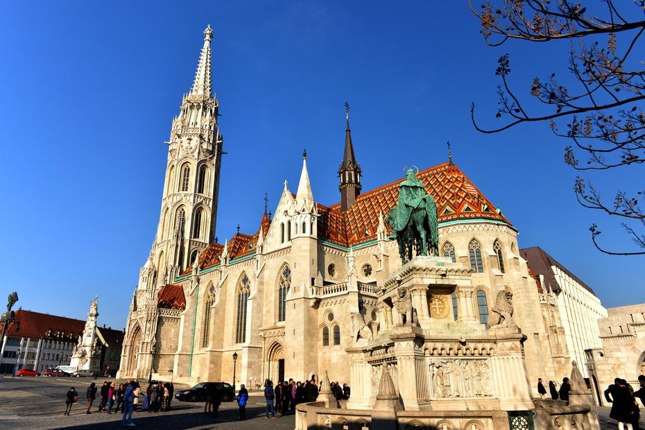 匈牙利人的英雄圣地--渔夫堡 - 龙眼 - 龙之血脉