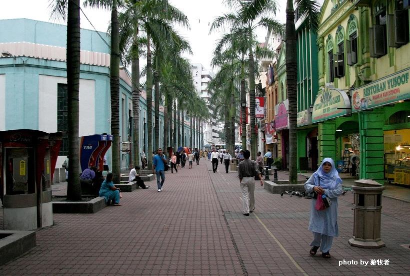 实拍多种族多元文化的马来西亚人