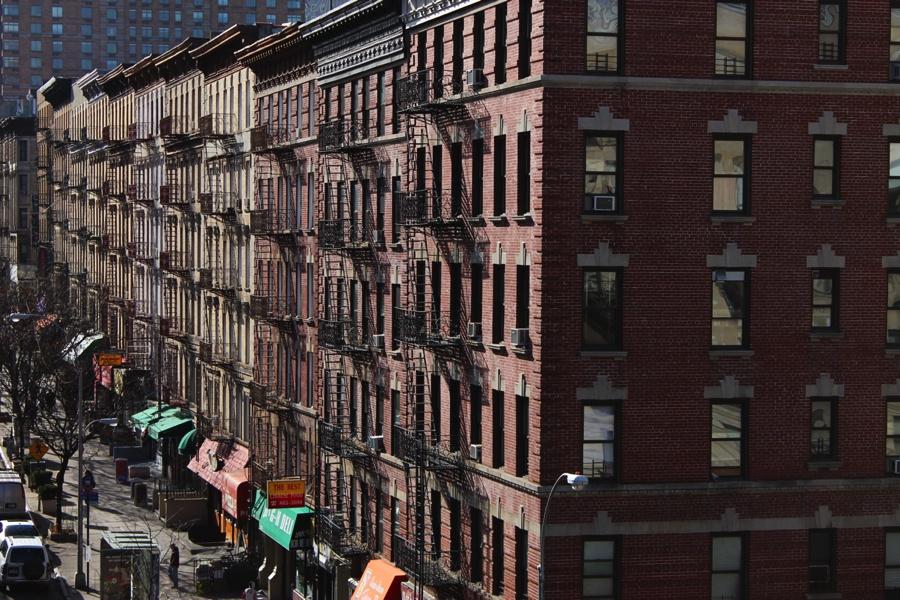 爆炸的纽约哈莱姆区曾很臭名昭著 - 心路独舞 - 心路独舞