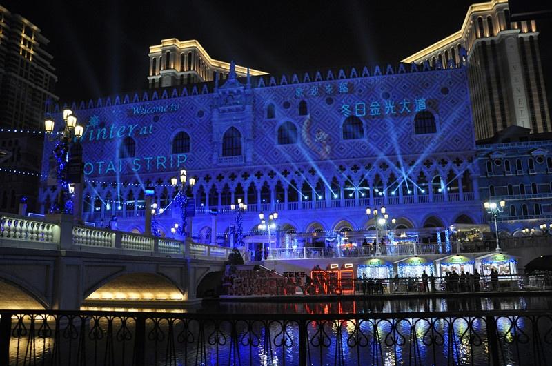 威尼斯人之夜 - 菊香的博客 - 菊香的博客