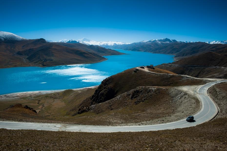 大美西藏:圣湖羊卓雍措 - H哥 - H哥的博客