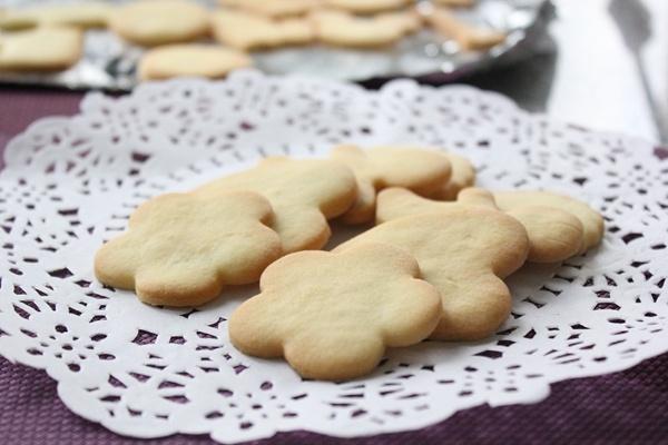 【春游必备】香酥花式饼干 - 慢美食 - 慢   美   食