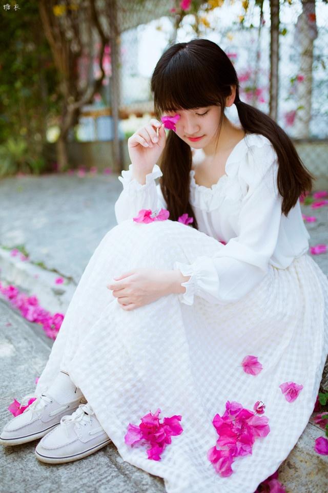 芳芳如花 - 白云深处 - 白云深处的博客
