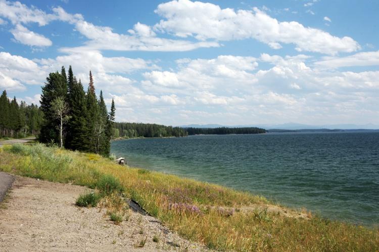 美国行之五十三—黄石湖 - 余昌国 - 我的博客