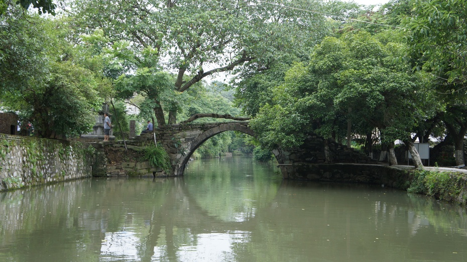 游桂林不可错过的世界奇观:灵渠 - 余昌国 - 我的博客