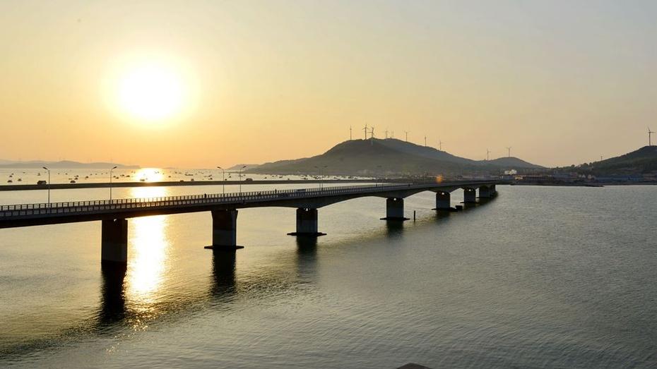 p6(南北长岛跨海大桥)